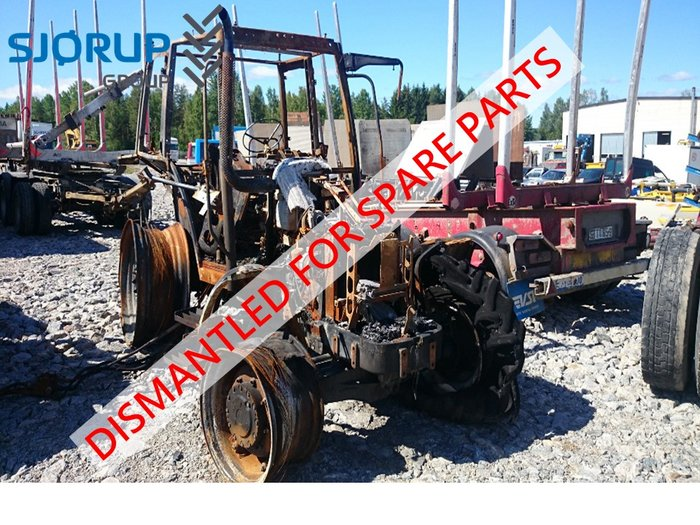 New Holland T 5050 tractor - Dismantled tractors Secondhand Parts