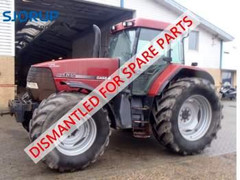 salg af Case MX135 traktor
