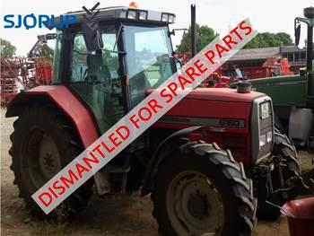 salg af Massey Ferguson 6160 traktor
