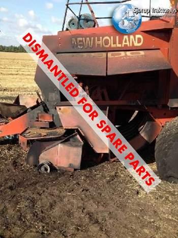 salg af New Holland 4900 Presser