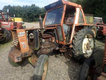 salg af Fiat 680 traktor