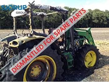 salg af John Deere 6125 R traktor