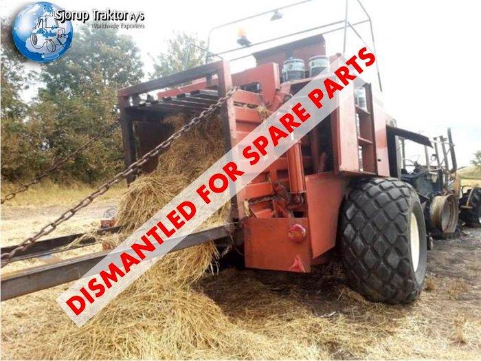 Hesston 4900 Baler - Harvesting machinery Secondhand Parts - Sales