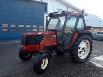 salg af Fiat 72-94 traktor