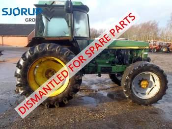 salg af John Deere 3650 traktor