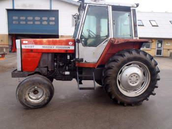 salg af Massey Ferguson 698 T traktor