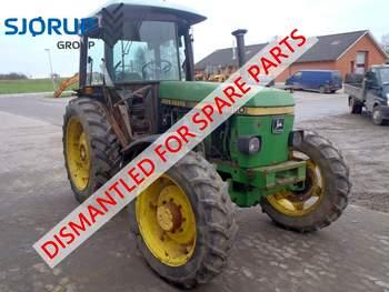 salg af John Deere 2650 traktor