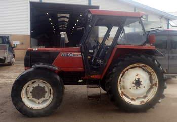 salg af Fiat 82-94 traktor