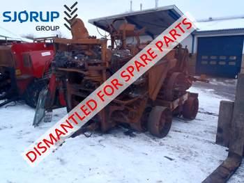 salg af Case Quadtrac 600 traktor