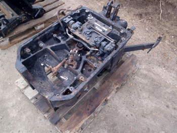 salg af Frontlift Hürlimann XT913 M/PTO