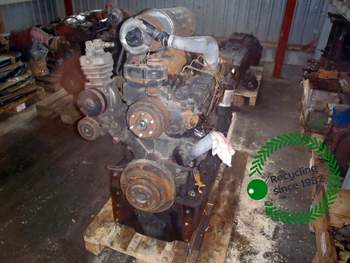 salg af Motor Valtra 8550