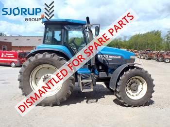 salg af Ford 8770 traktor