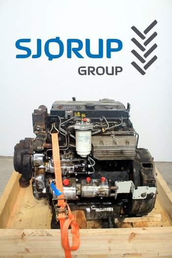 salg af Motor Wulf 800 - Perkins 1004-4