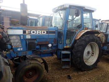 salg af Ford 7910 traktor