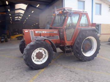 salg af Fiat 110/90 DT traktor