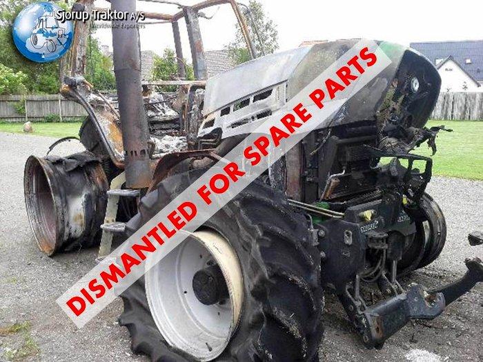 deutz fahr 620m traktor zerlegten traktoren gebrauchte. Black Bedroom Furniture Sets. Home Design Ideas