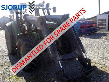 salg af Deutz-Fahr Agrotron 135 traktor