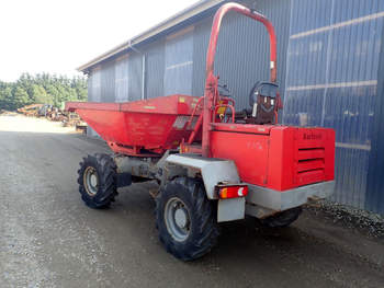 salg af Barford SXR5000 Dumper