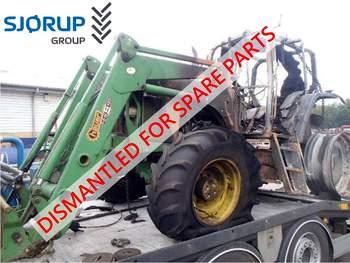 salg af John Deere 6610 traktor
