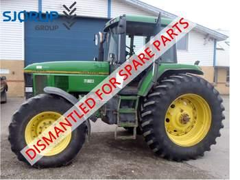 salg af John Deere 7800 traktor