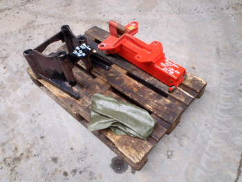 salg af Hitchtræk Manitou MLT 735-120PS