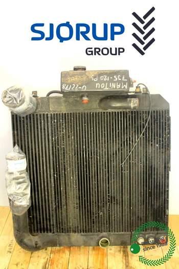 salg af Vandkøler Manitou MLT 735-120 PS