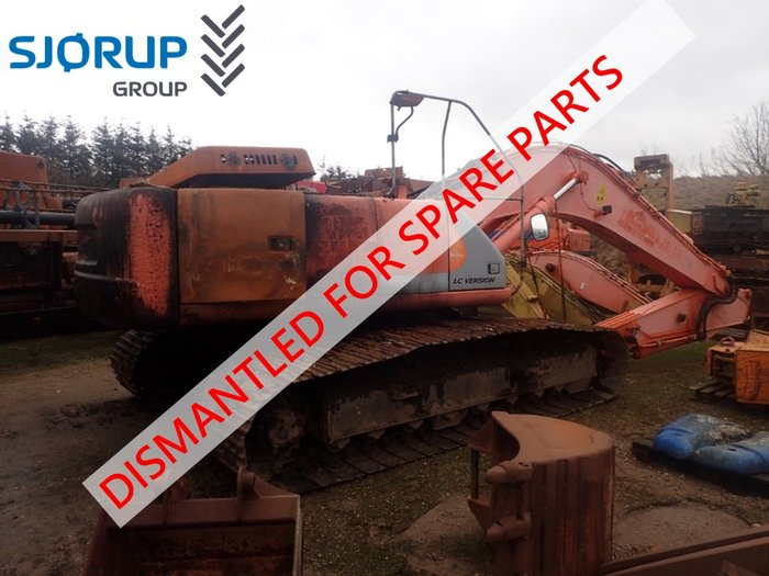 Fiat Kobelco E215 Excavator - Construction equipment Secondhand