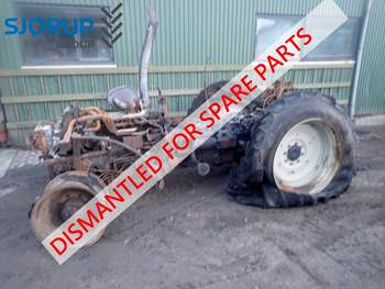 salg af Deutz-Fahr Agrotron 115 traktor