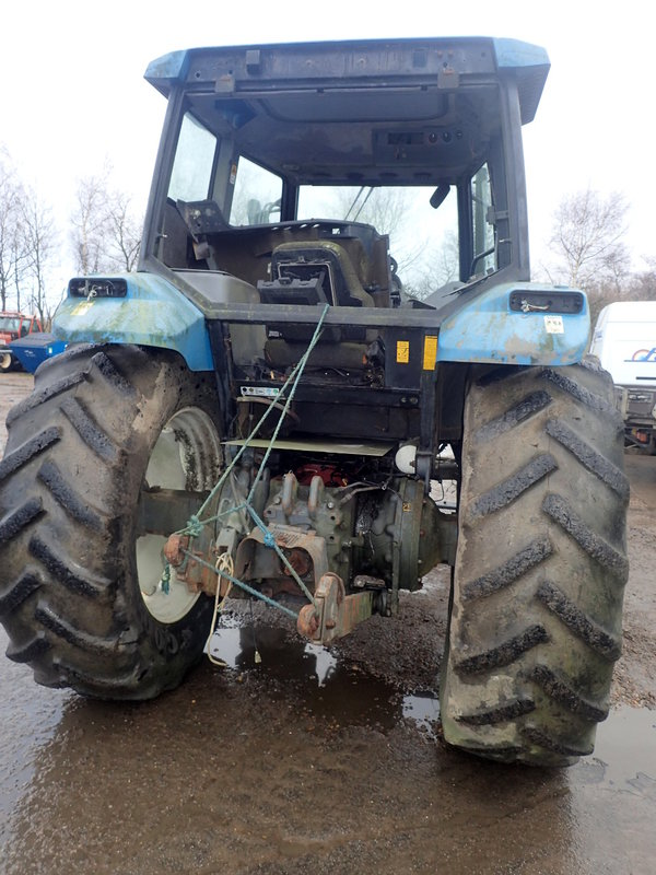 new holland 8160 tractor dismantled tractors secondhand parts