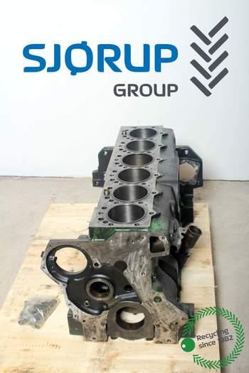 salg af Motorblok John Deere 7810 - JD 6081TRW12