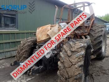 salg af Deutz-Fahr Agrotron 265 traktor