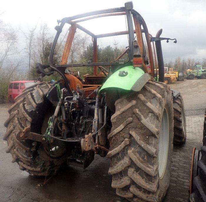 deutz fahr agrotron 106 traktor zerlegten traktoren. Black Bedroom Furniture Sets. Home Design Ideas