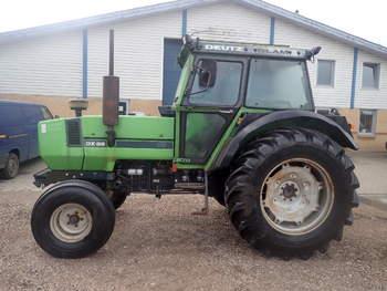 salg af Deutz-Fahr DX 85 traktor