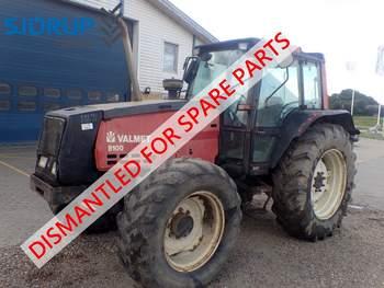 salg af Valmet 8100 traktor