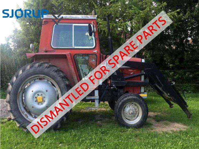 Massey Ferguson 575 tractor - Dismantled tractors Secondhand