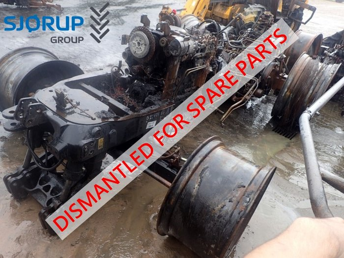 New Holland t7 210 tractor - Dismantled tractors Secondhand Parts