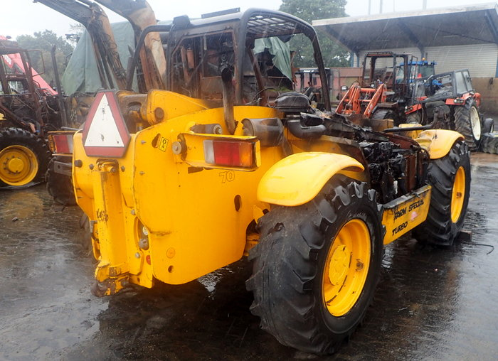 JCB 530-70 Telscopic handler - Construction machinery