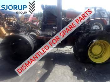 salg af John Deere 7830 traktor