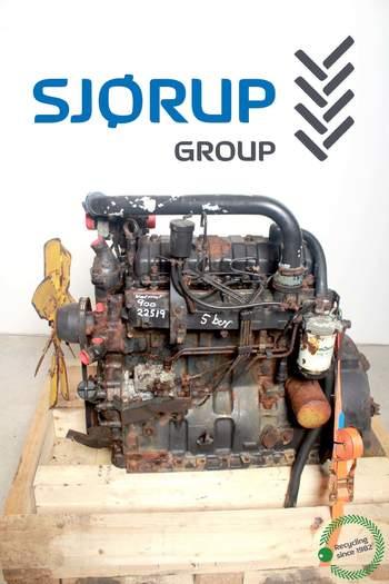 salg af Motor Valtra 900