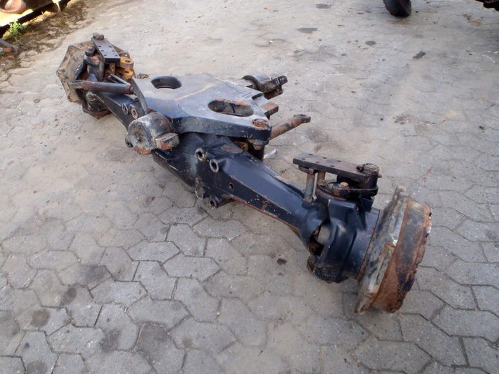 New Holland TM 150 Front Axle - Tractors Secondhand Parts Secondhand