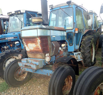 salg af Ford 6710 traktor