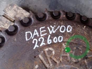salg af Køregear Deawoo S290LC-V