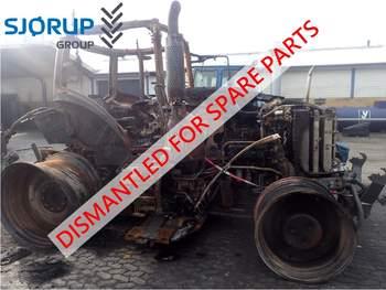 salg af Fendt 939 traktor