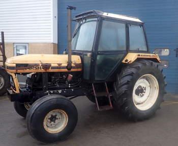 salg af Marsheall 802 XL traktor