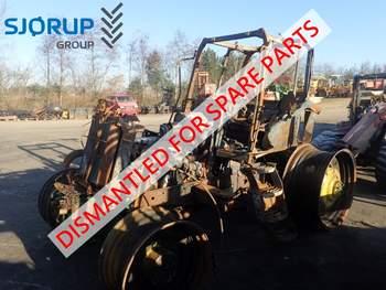 salg af John Deere 7710 traktor