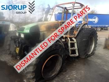 salg af Deutz-Fahr Agrotron 165 traktor