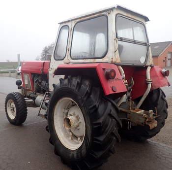 salg af Fortschritt traktor