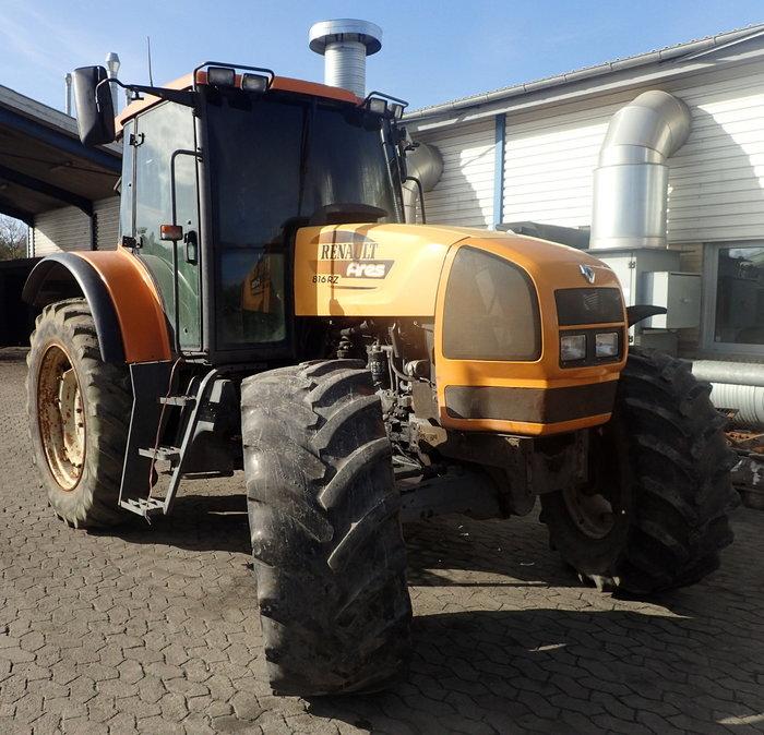 renault ares 816 traktor zerlegten traktoren gebrauchte. Black Bedroom Furniture Sets. Home Design Ideas