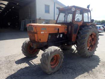 salg af Fiat 1000 traktor