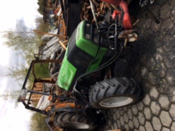 deutz fahr agroplus 410 traktor zerlegten traktoren. Black Bedroom Furniture Sets. Home Design Ideas